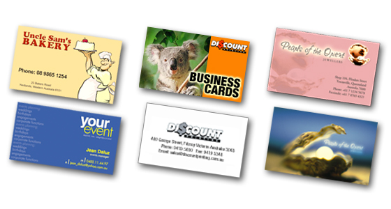 Full Color Business Cards│Order line│Hampton Roads VA