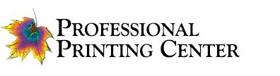 Professional Printing Center